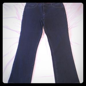 Size 18 Lined Jeans